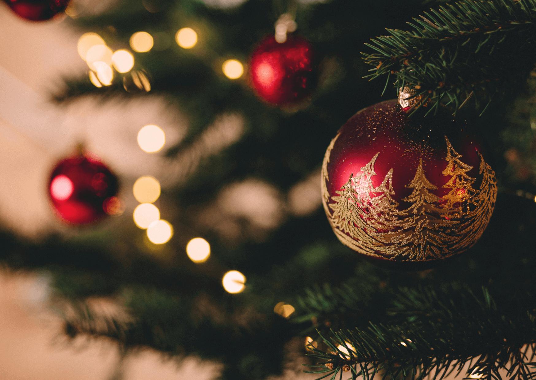 Weihnachtszeit im Lockdown