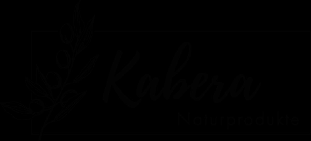 Logo Kabera Naturkosmetik schwarz
