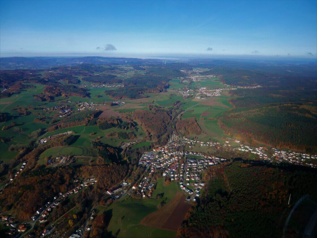 Ulfenbachtal bei Aschbach