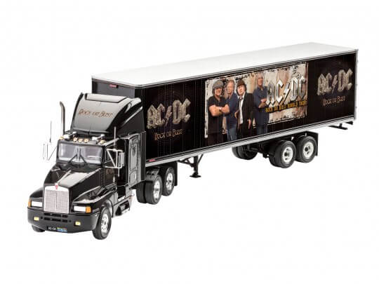 07453 smpw geschenkset ac dc tour truck