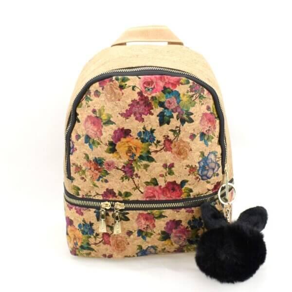 AK 126 Backpack M Flowers