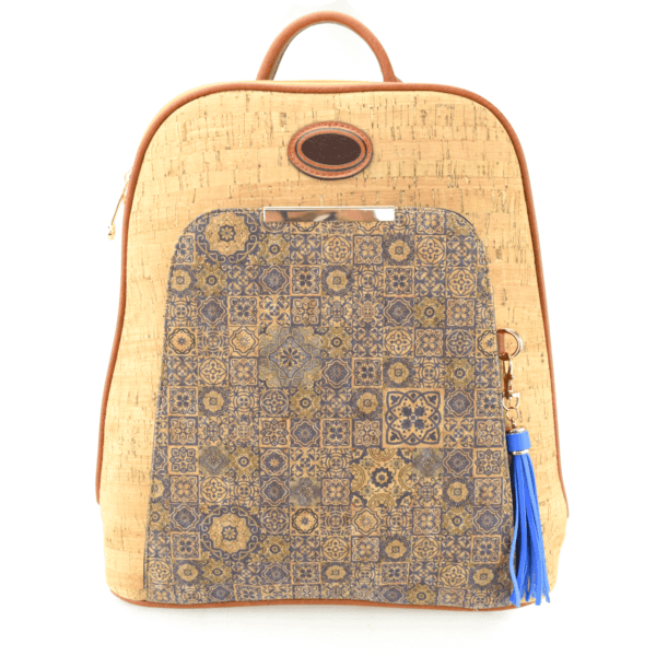 AK 209 Backpack Grande Blue Mosaic 1