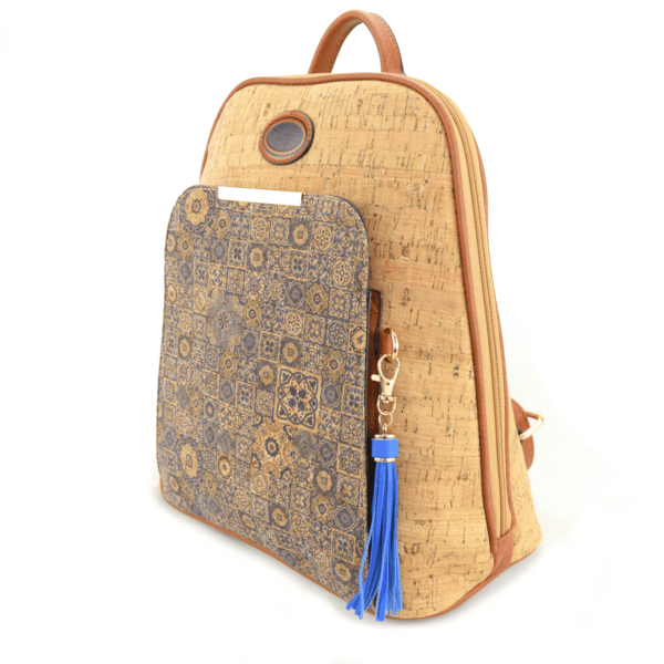 AK 209 Backpack Grande Blue Mosaic 2