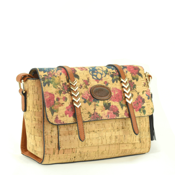 AK 214 Shoulder Bag Madeira Flowers 2