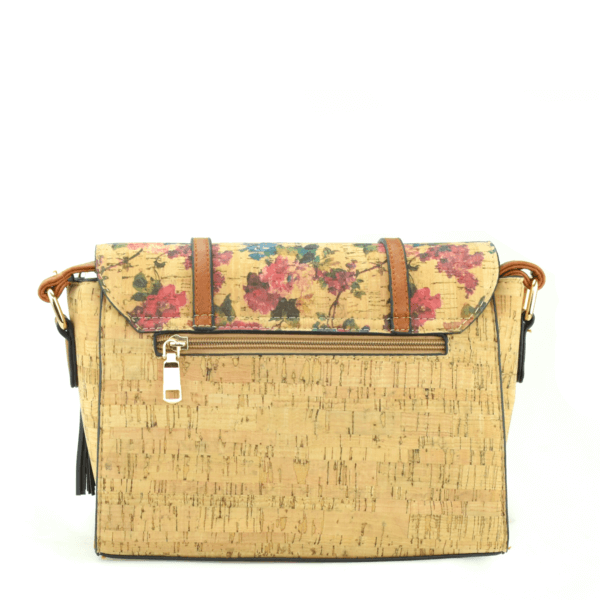 AK 214 Shoulder Bag Madeira Flowers 3