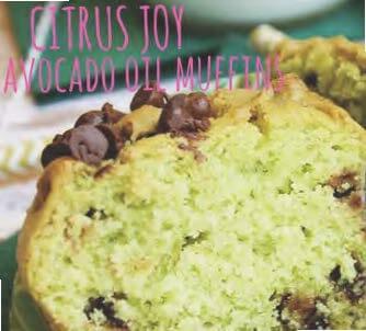 Avocadoöl Muffin
