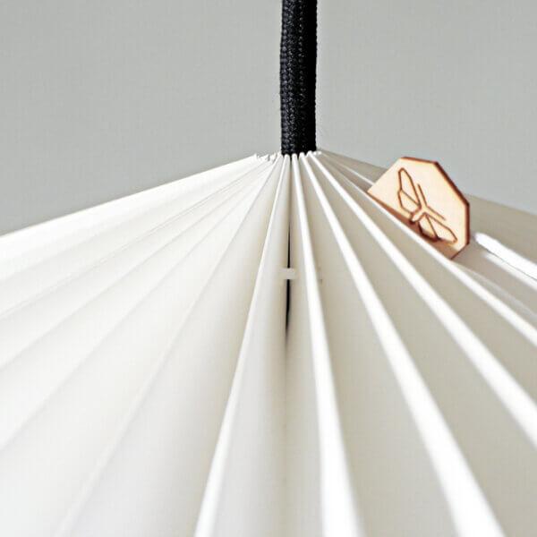 Detailbild Haengeleuchte / Pendelleuchte Linse von Nachtfalter