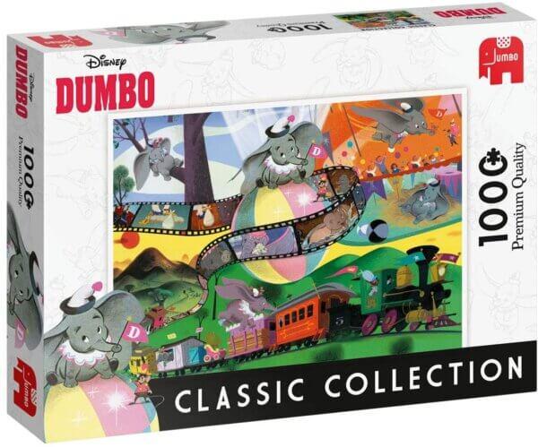 Jumbo18824DisneyPuzzleClassicCollectionDumbo