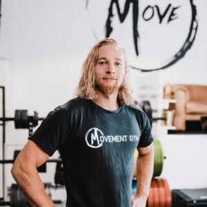 Movement-Gym Tom Hölzel Ansprechpartnerbild