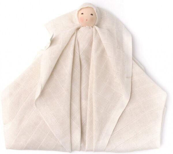 Nanchen Windel Spucktuch Puppe 183046 pp70