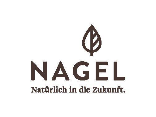 Oliver Nagel Maurermeister Restaurator im Handwerk Logo Nagel braun slogan