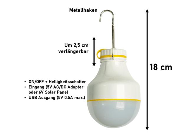Solar Lampe1