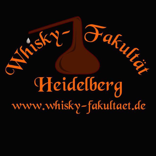 Whisky-Fakultät-Heidelberg Logo