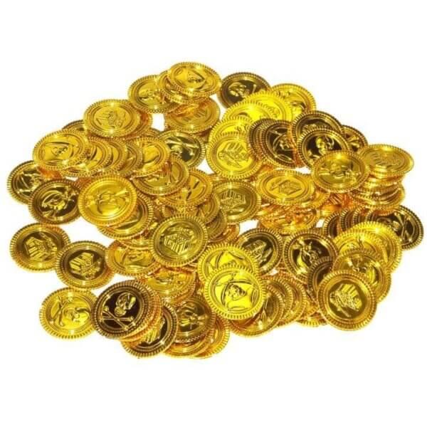aurich79100100piratengoldmuenzenimbtl33muenzensortiert35mm pro1 43977