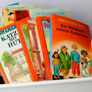 Bücherpaket für 8 bis 10 Jährige