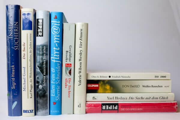 Buchpaket für Erwachsene