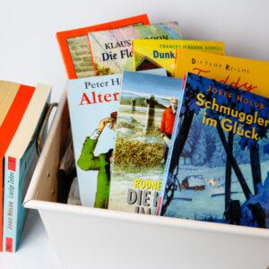 Buchpaket für Jugendliche