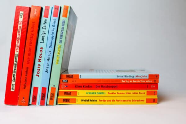 Bücherpaket für Jugendliche