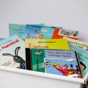 Bücherpaket für Lernanfänger