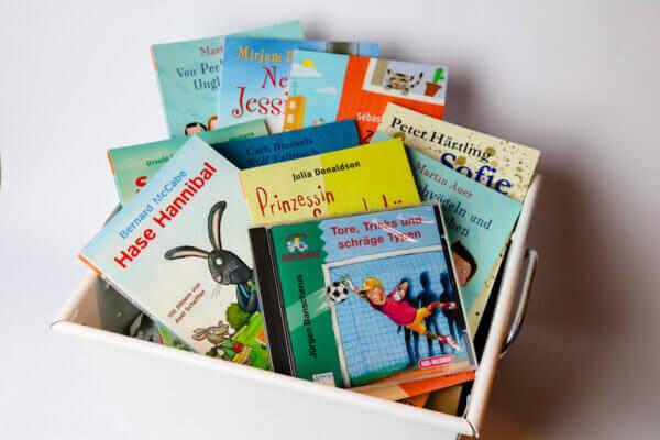 Lernanfänger Bücherpaket