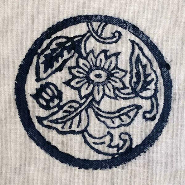 edelweiss kreis stempel