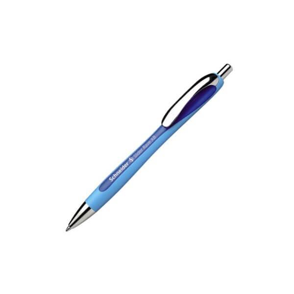 kugelschreiber schneider slider rave xb blau 132503