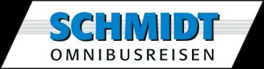 schmidt-omnibusreisen-logo