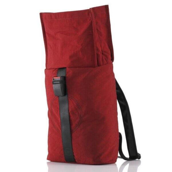 pol pl Plecak Airpaq Unicolor red 36343 3