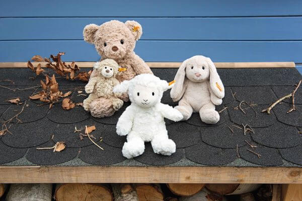 soft cuddly friends bingo affe 060274