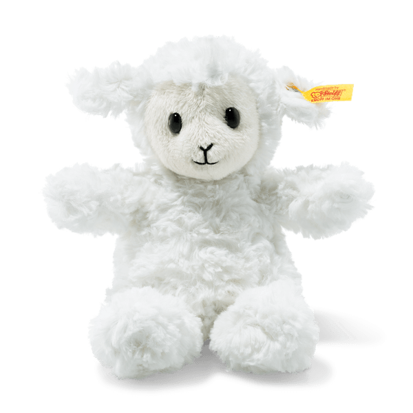 soft cuddly friends fuzzy lamm 073403