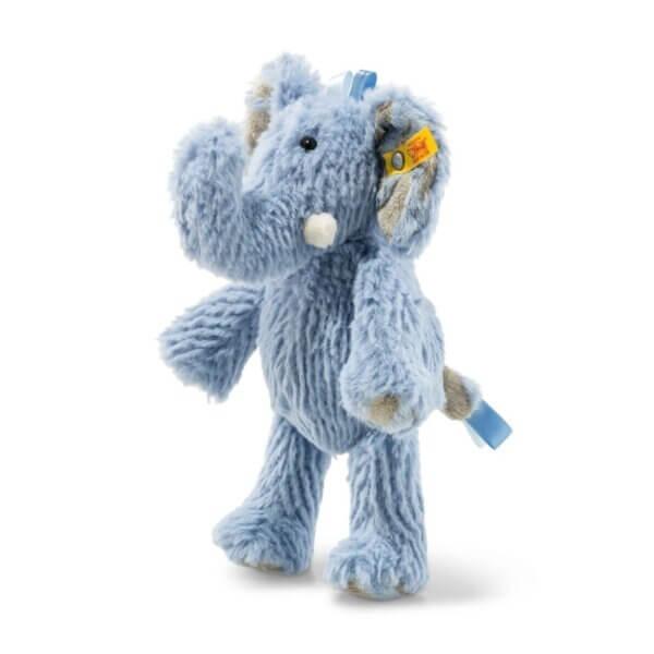 steiff 064876 soft cuddly friends earz elefant 20 cm