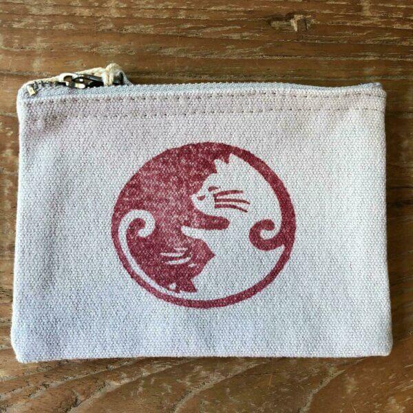 ying yang druckstempel