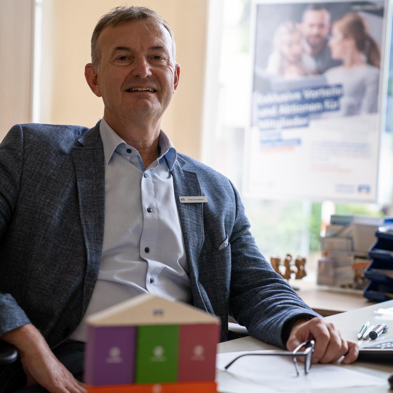 Fred Schweikert Fimenkundenberatung Volksbank odenwald
